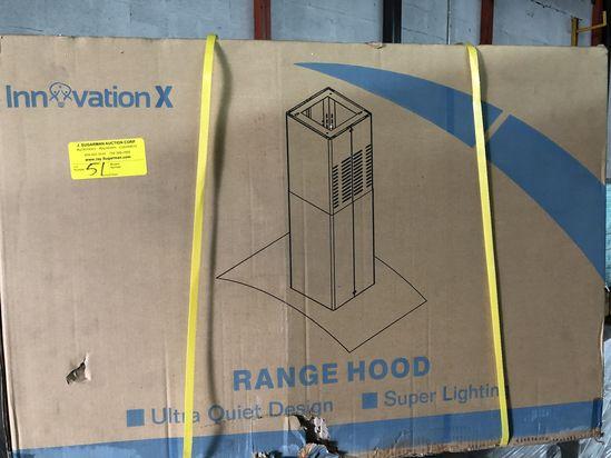"""New 36"""" Range Hood"""