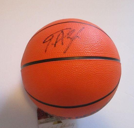 Giannis Antetokounmpo,NBA 3 Time All Star, Autographed Mini Basketball w COA