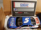 TEAM CALIBER RICKEY HENDRICK SIGNED DIECAST NASCAR