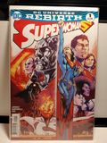 DC COMICS SUPERWOMAN ISSUE #1 COLLECTIBLE