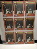 LOT OF 89 WILT CHAMBERLAIN SI FOR KIDS HARD TO FIND