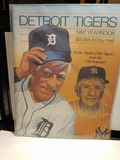 1992 DETROIT TIGERS YEARBOOK CASEY STENGEL COVER EXCELLENT CONDITION