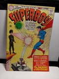 1960'S SUPERBOY COMIC BOOK SILVERAGE VINTAGE