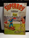 1960'S SUPERBOY VINTAGE SILVERAGE COMIC