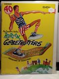 VINTAGE 1966 40TH ANNIVERSARY HARLEM GLOBETROTTERS PROGRAM EX CONDITION