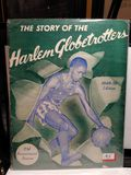1949 THE STORY OF THE HARLEM GLOBETROTTERS VINTAGE MAGAZINE VINTAGE CONDITION