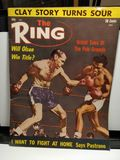 VINTAGE 1964 THE RING BOXING MAGAZINE EXCELLENT CONDITON