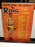 VINTAGE 1970 THE RING MAGAZINE EXCELLENT CONDITION