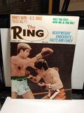 VINTAGE 1971 THE RING BOXING MAGAZINE EXCELLENT CONDITION