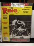 VINTAGE 1979 THE RING BOXING MAGAZINE EXCELLENT CONDITION