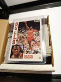 1993 TOPPS BASKETBALL ARCHIVE SET WITH MICHAEL JORDAN