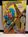 1960'S SILVERAGE VINTAGE  SUPERMAN COMIC