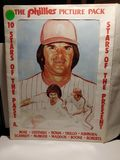 VINTAGE PHILLIES PICTURE PACK SET 8X10 ROSE BOWA SCHMIDT++