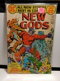 JACK KIRBY NEW GODS VINTAGE COMIC