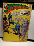 VINTAGE SILVERAGE SUPERMAN COMIC #177