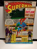 VINTAGE SILVERAGE SUPERMAN COMIC 12 CENT COVER