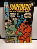 DAREDEVIL #69 VINTAGE COMIC BOOK MARVEL COMICS