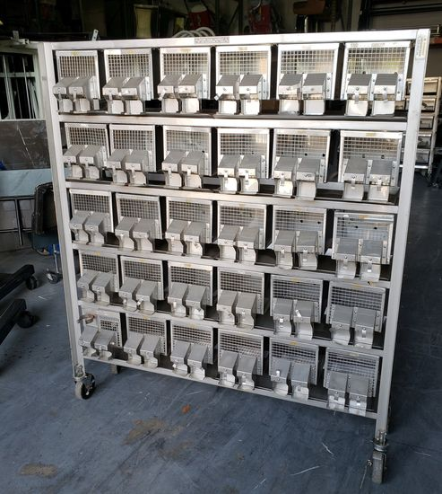 Stainless Steel Rat Breeding Farm Reptile Rodent Cages