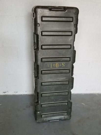HARDIGG Hard Plastic Case Big Lockable Military Green Box