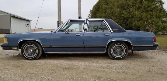 1989 Mercury Grand marquis 5.0 106k miles