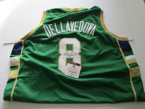 Matthew Dellavedova, Milwaukee Bucks Guard, World Champion, Autographed Jersey w COA