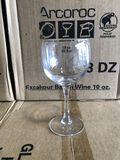 (1800) Ballon Wine Glasses (new)