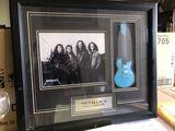 Metallica Framed Art Piece