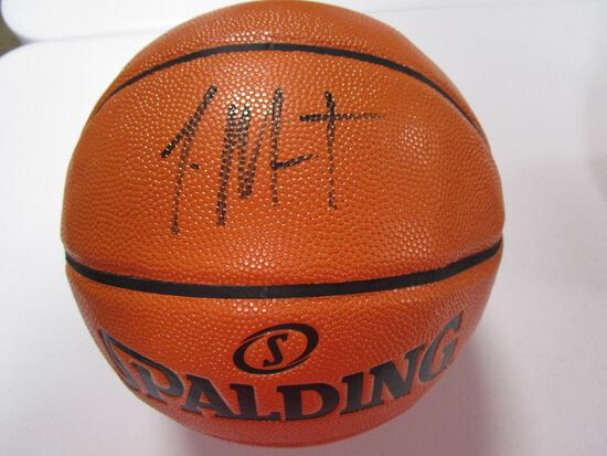 Ja Morant of the Memphis Grizzlies signed autographed full size basketball PAAS COA 227