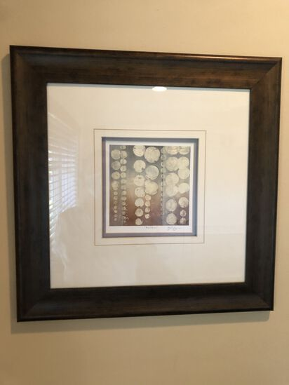 Limited Edition Framed Print