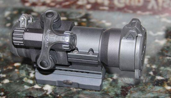 AIMPOINT PATROL RIFLE OPTIC 12841