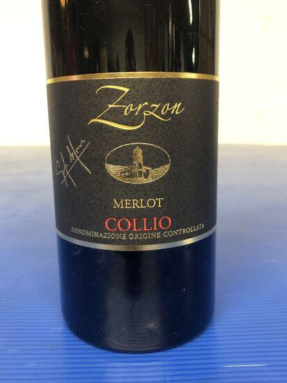 Zorzon Collio Merlot