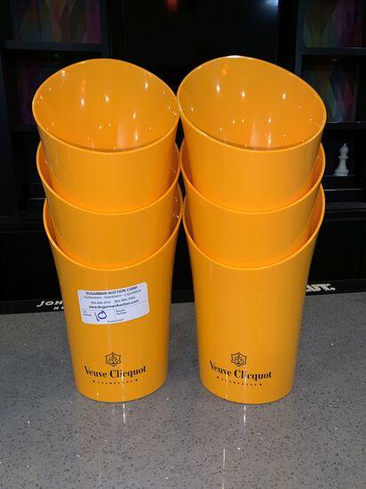 Cliquot Champagne  Buckets