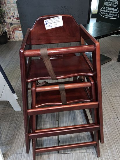Cherry High Chairs