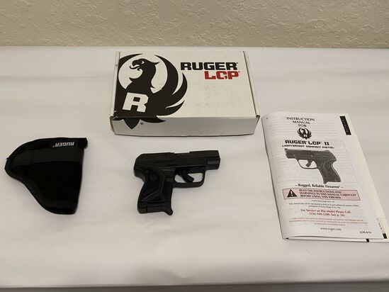 Ruger LCP III
