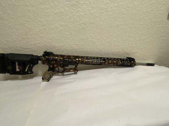 F-1 Firearms Custom Gun