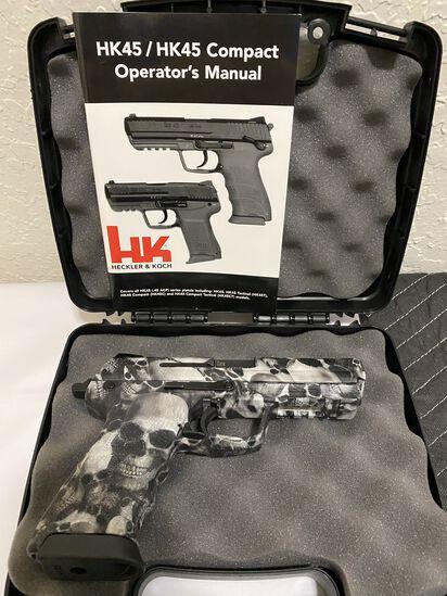 Heckler and Koch HK45