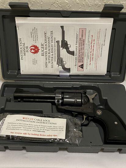 Ruger New Model Blackhawk Blued .357 Magnum