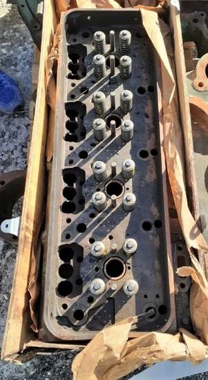 4-71N Cylinder Head