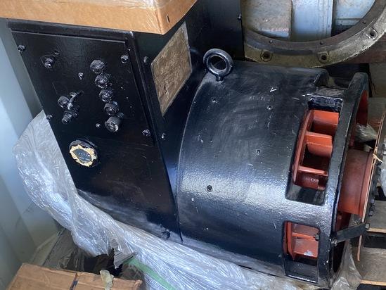 35KW Brushless Generator Head