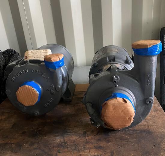 Weinman Uni-Pump