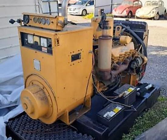 Caterpillar Diesel Generator 3200