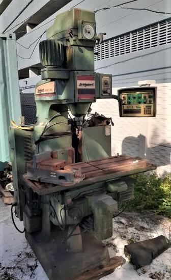 Bridgeport Series I CNC - Milling Machine