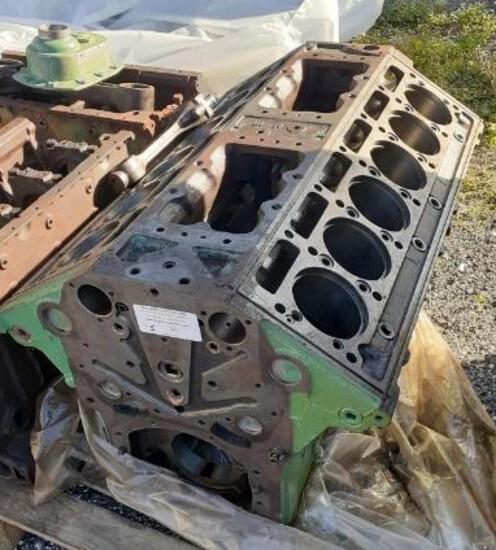 Detriot Diesel 12 Valve 71N Engine Block