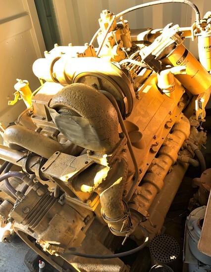 Catepillar 3408TA Engine