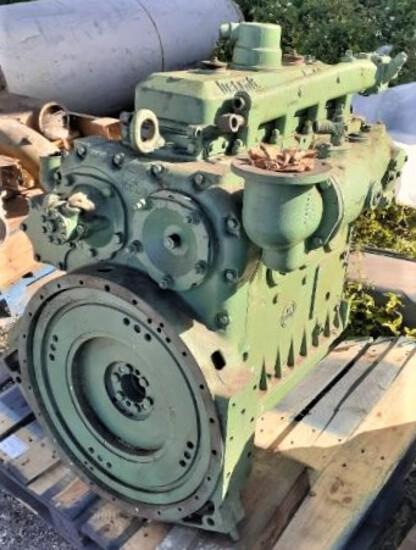 4-71N (Re-Built) Diesel Engine