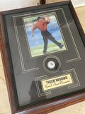 Tiger Woods Grand Slam Champion Frame