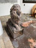 Precast Lion Statue