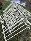 3 Aluminum Rails