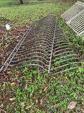2 Aluminum Rails
