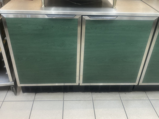 """48"""" Duke Refrigerated Work Top Cabinet"""
